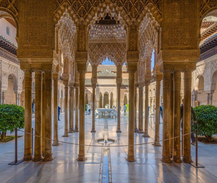 Visita guiada a la Alhambra diurna -Únete - wanderlust Granada Tour