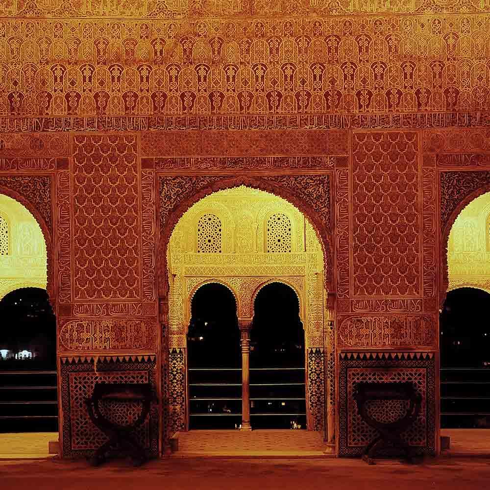 Visita privada nocturna de la Alhambra.