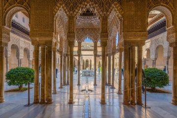 Alhambra diurnal - wanderlust Granada tours