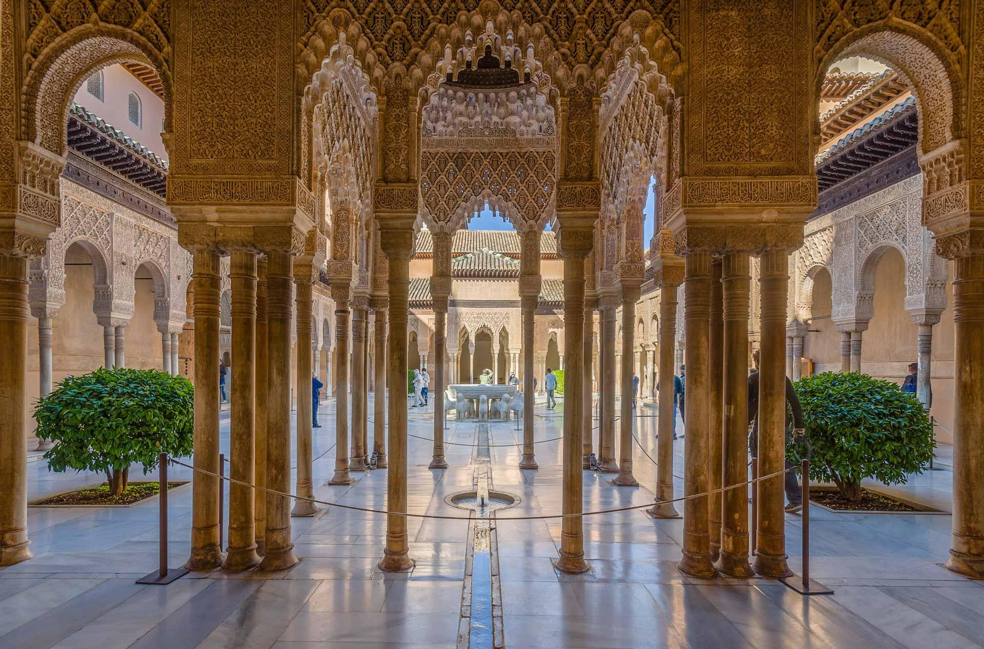 Alhambra diurne