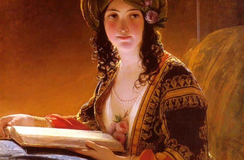 women in Al-Ándalus - wanderlust Granada tours