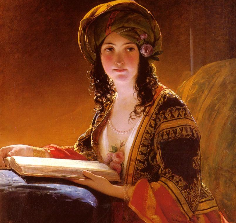 La mujer de Al-Ándalus - wanderlust Granada tours